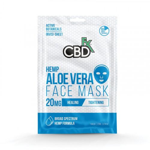 Hemp Mask - Aloe Vera 20 mg