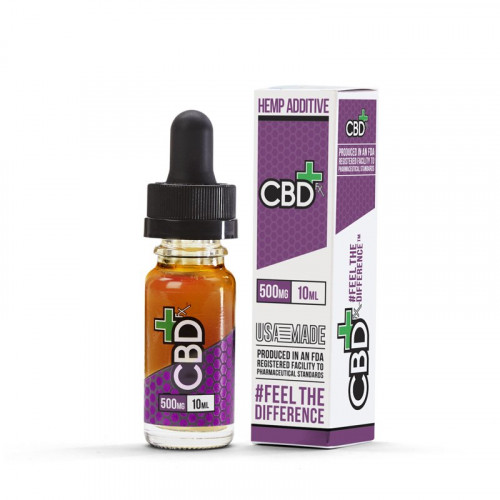 CBD Oil Hemp Additive