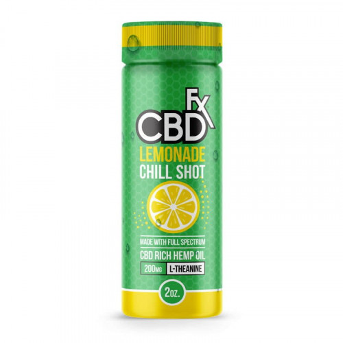 CBDfx Chill Shot  - 6 pack