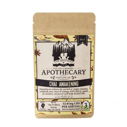 The Brother's Apothecary Tea - Chai Awakening