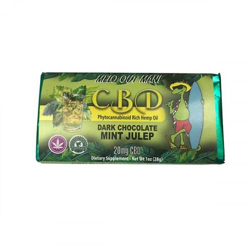 CBD Chocolate - 20mg/bar