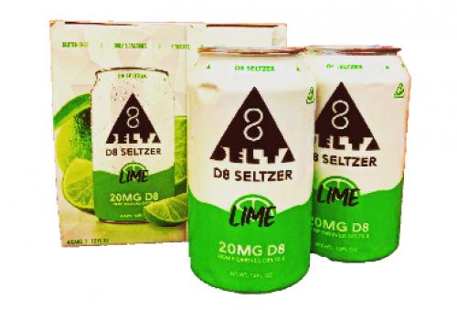 Delta 8 Seltzer