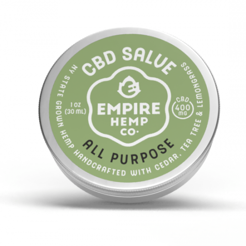 Empire Hemp Co. - All Purpose CBD Salve
