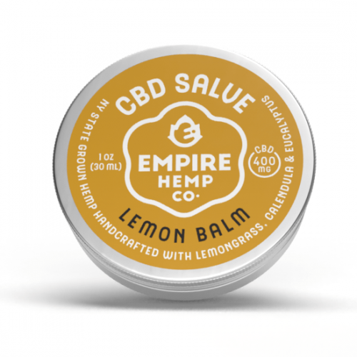 Empire Hemp Co. - Lemon Balm Hemp CBD Salve