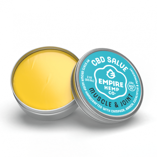 Empire Hemp Co. - Muscle and Joint CBD Salve