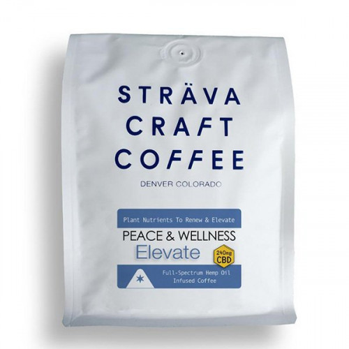 Strava Craft Coffee - Elevate