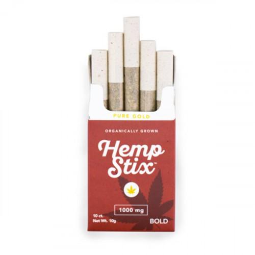 Gold Standard CBD Hemp Stix 10 Pack