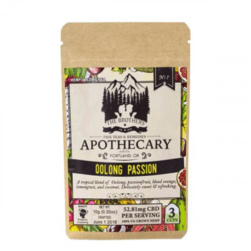 The Brother's Apothecary Tea - Oolong Passion