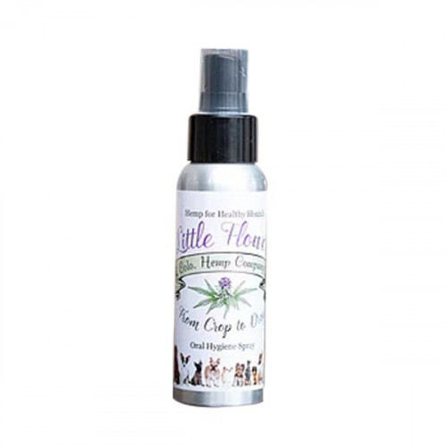Little Flower Hemp Co. Oral Hygiene Spray for Dogs
