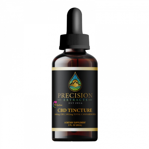 Precision Extracts CBD Tincture