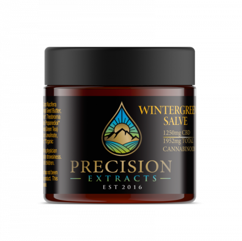 Precision Extracts Wintergreen Salve