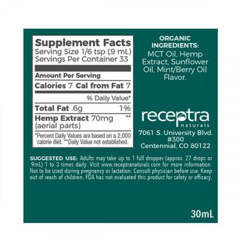 Receptra Naturals Plus