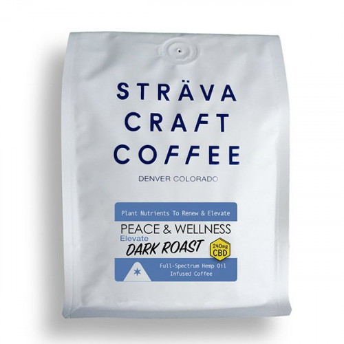 Strava Craft coffee - Dark Roast Restore