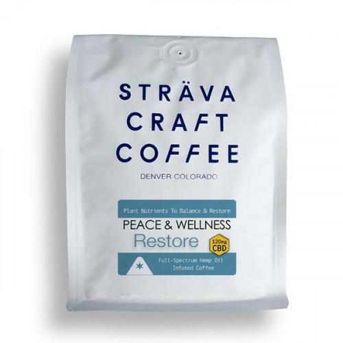 Strava Craft Coffee - Restore