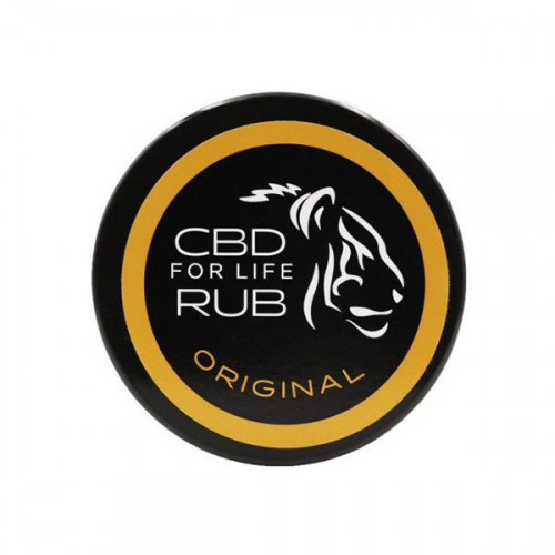 CBD for Life Rub - Original