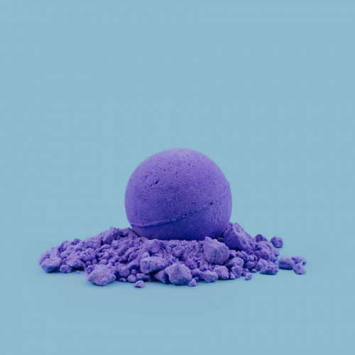 Sleep CBD bath bomb 100 mg