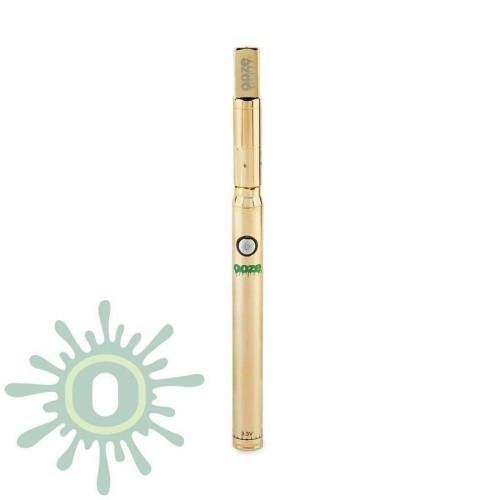Ooze Slim Twist PRO Vape Pen w/ USB Smart Charger - Gold