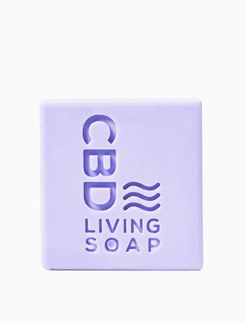 CBD Living Soap 60mg Lavender