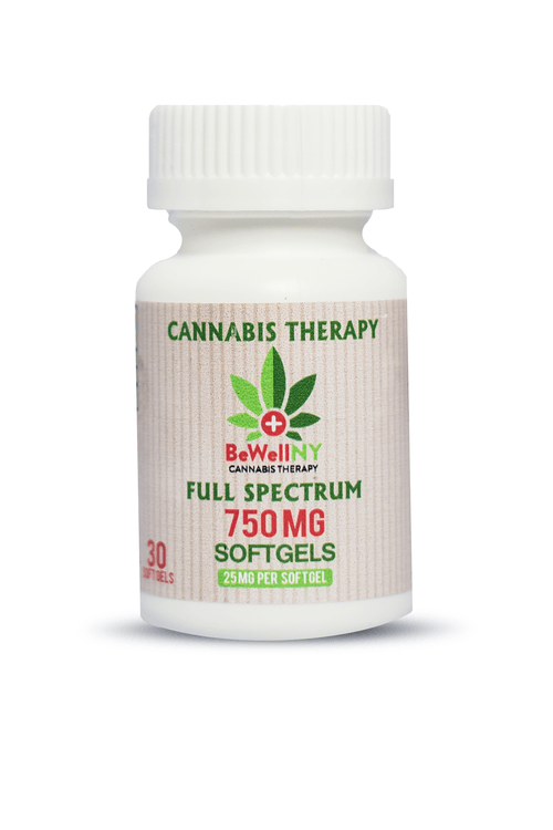 Cannabis Therapy Softgels