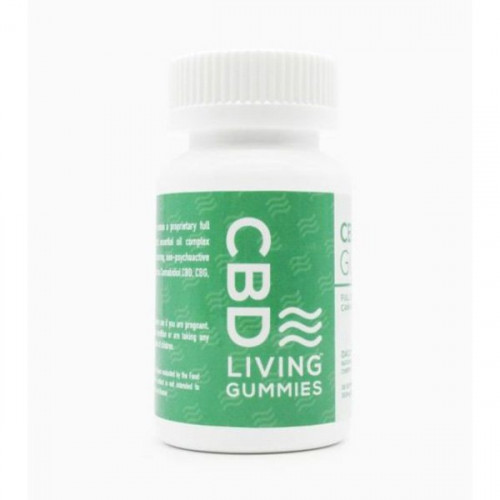 CBD Living Sour Gummies