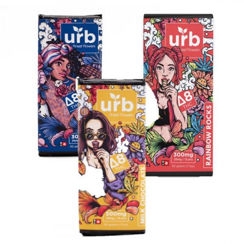 Urb Delta-8 Chocolate