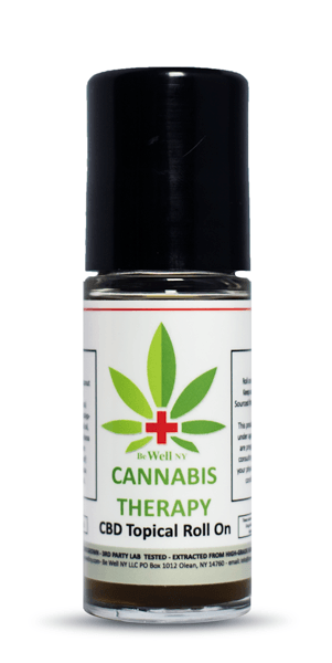 Cannabis Therapy CBD Topical Roll On