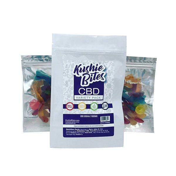 Kushie Bites Variety Pack