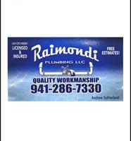 Raimondi Plumbing LLC logo