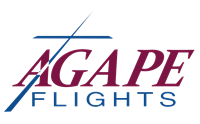 Agape Flights, Inc. logo