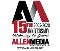 Allen Media & Associates logo