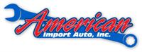 American Import Auto Clinic logo