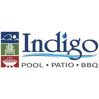 Indigo Pool Patio BBQ logo