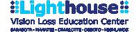 Lighthouse Vision Loss Education Center (formerly Mana-Sota Lighthouse for the Blind) logo