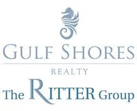 Gulf Shores Realty - The Ritter Group logo