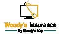 Woody's Insurance logo