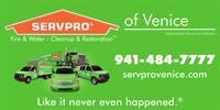 SERVPRO of Venice & Port Charlotte logo