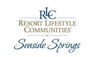 Seaside Springs Retirement Community logo