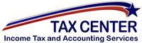 Tax Center logo