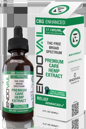 Endovail Premium Care Relief ADVANCED
