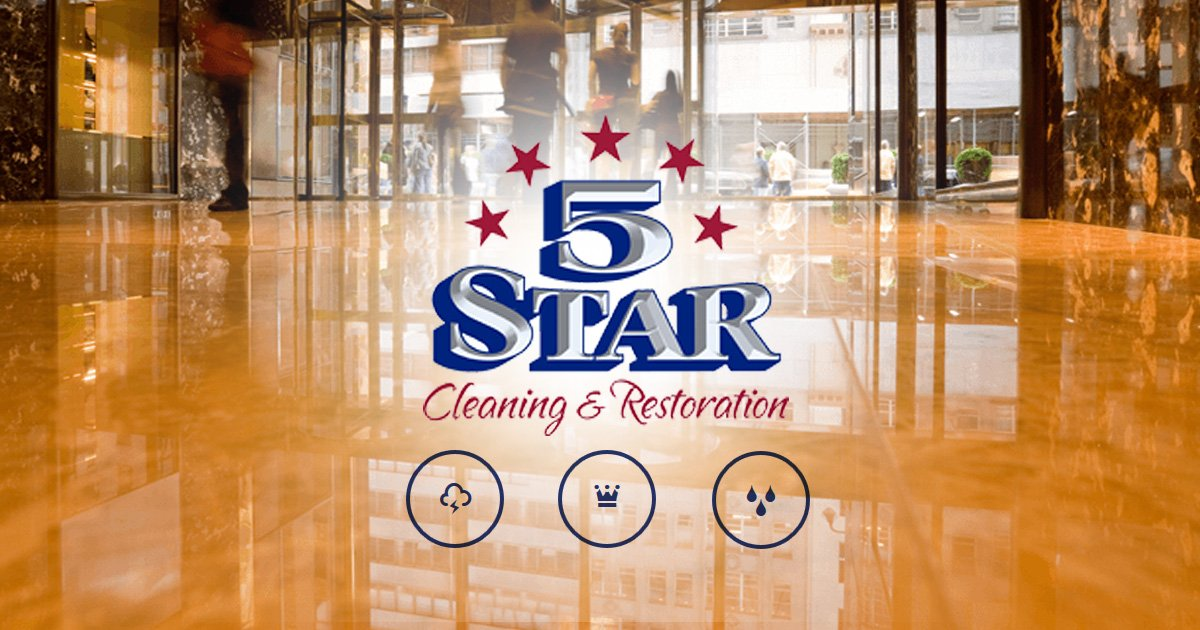 5 Star Cleaning Inc.