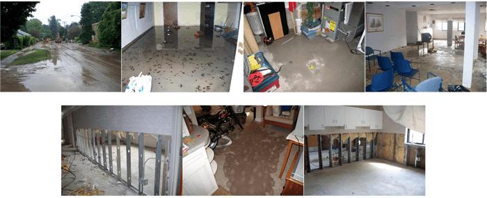 Emergency Water Damage & Flood Remediation