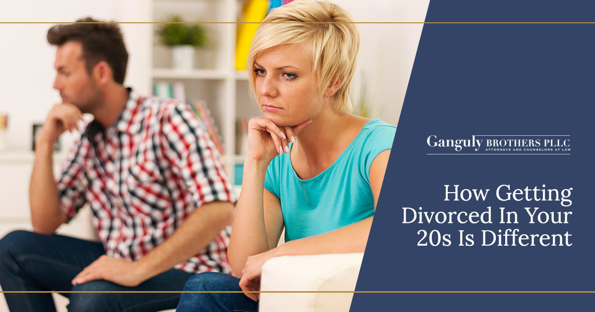 How Getting Divorced In Your 20s Is Different