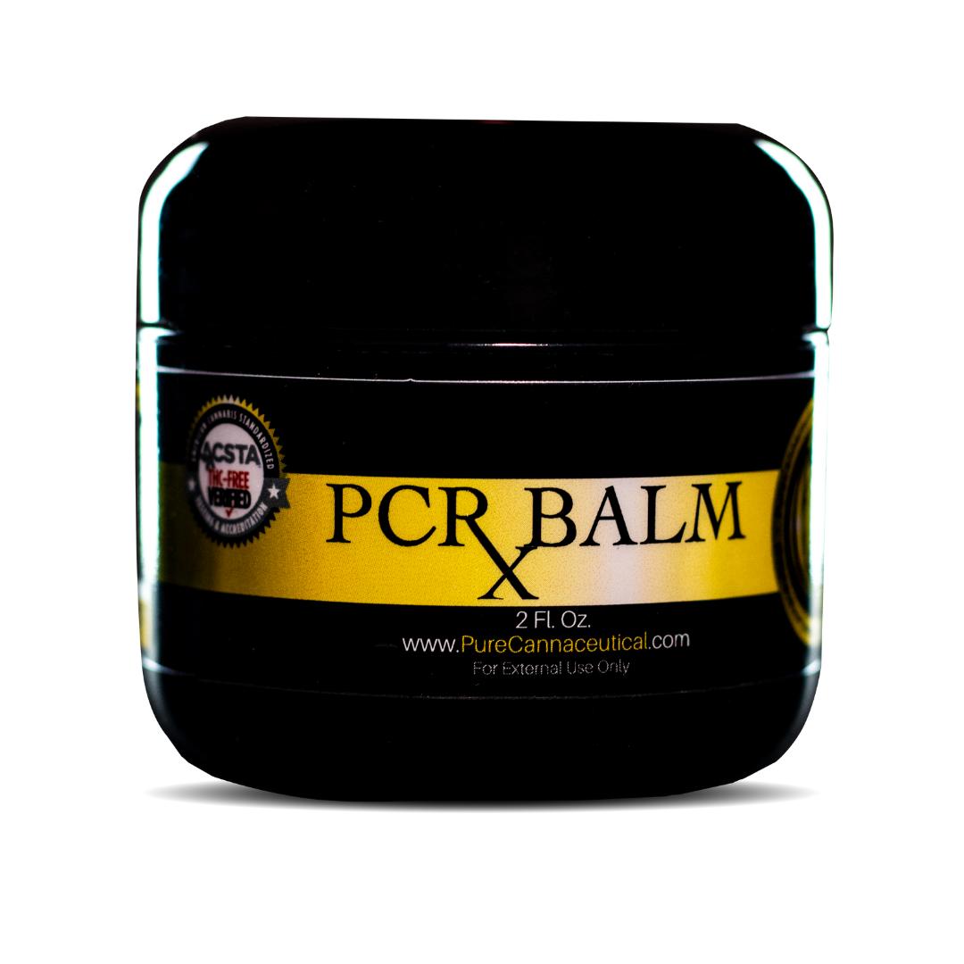 PCRX™ Hemp Balm 100mg, 2oz