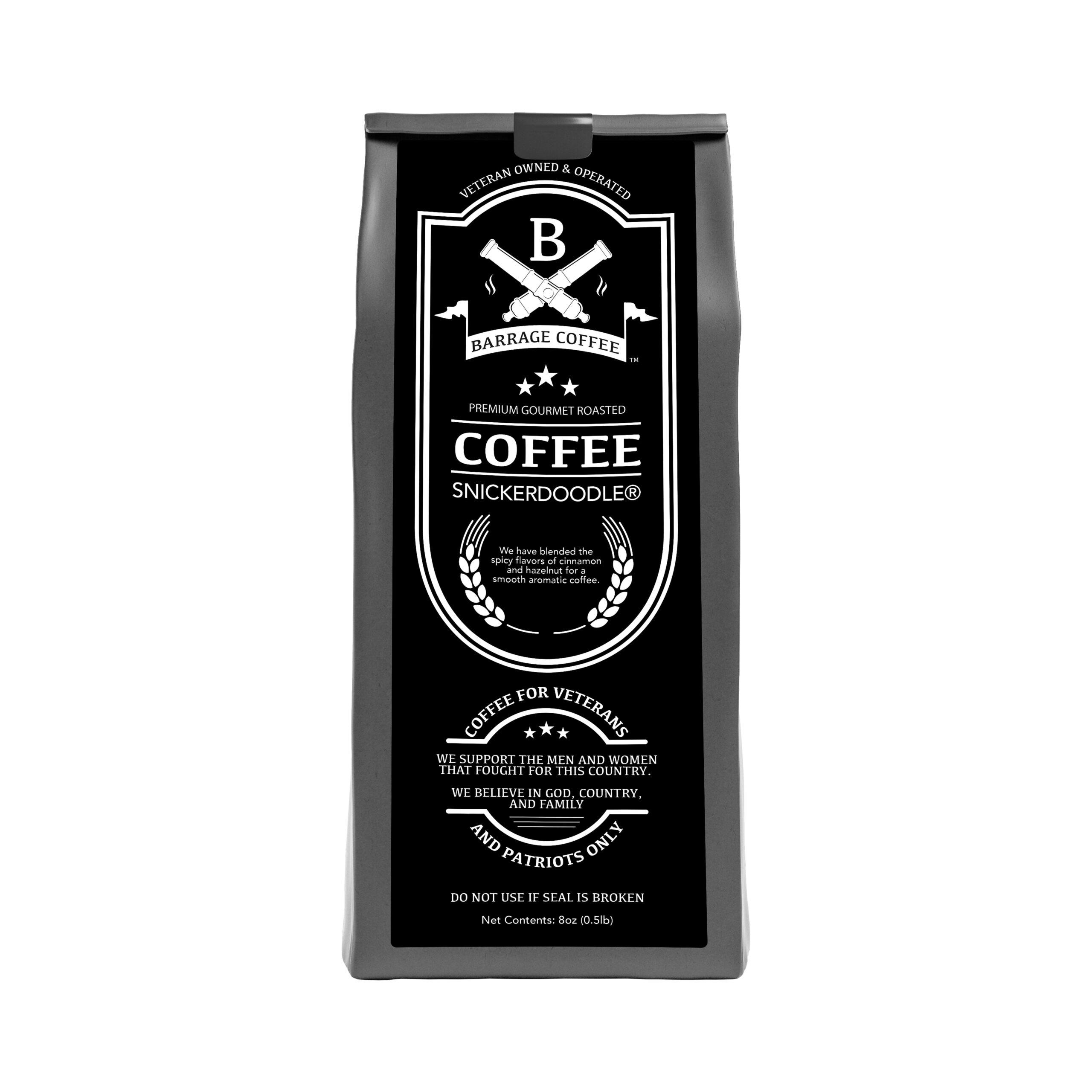 Barrage™ Snickerdoodle®  Coffee
