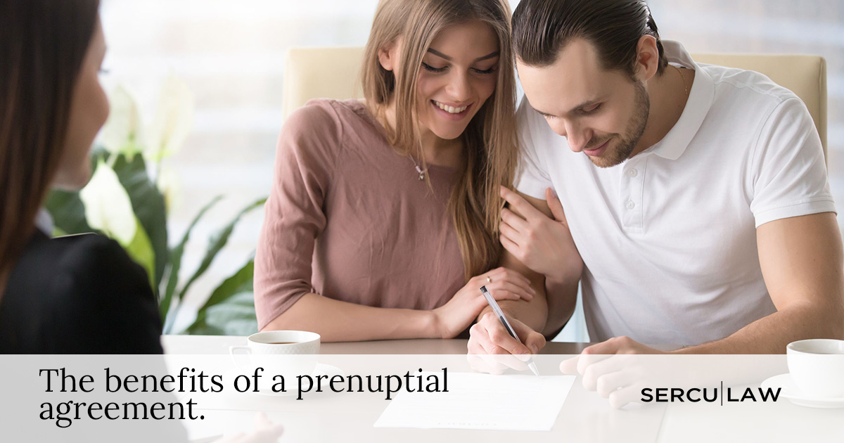 Understanding the Benefits of a Prenuptial Agreement
