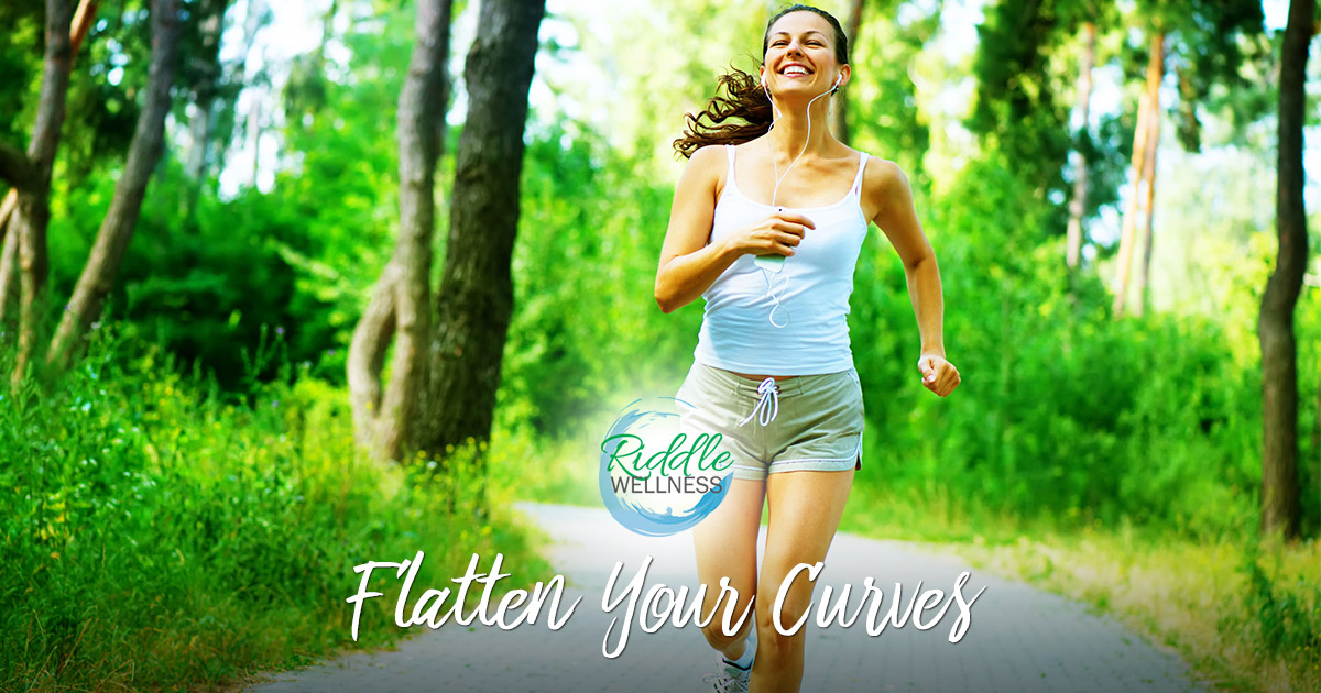 Flatten Your Curves in Time for the Warm Summer Season