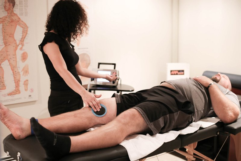 ARPwave for Injury Recovery