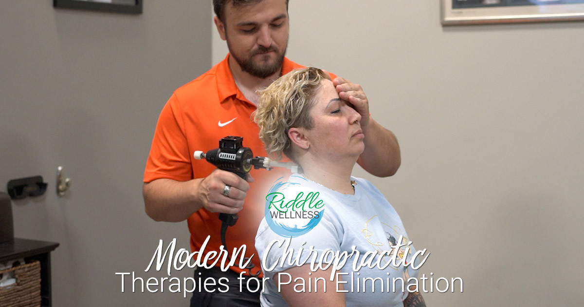 How Modern Chiropractic Therapies Can Help Eliminate Pain