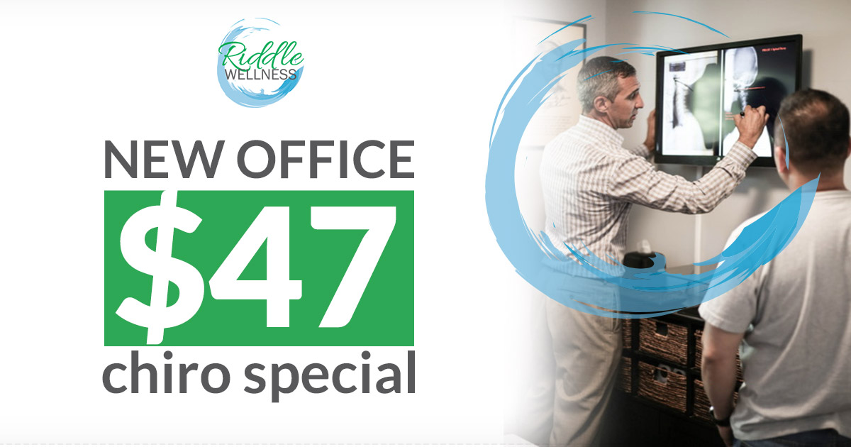 New Patient $47 Chiropractic Special in Rochester NY
