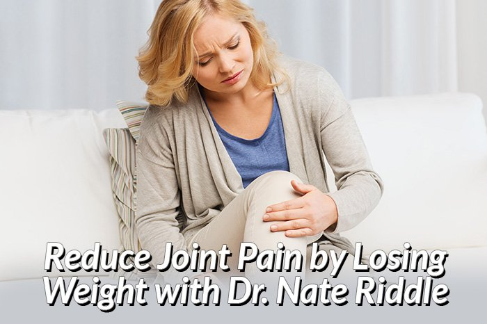 How Losing Weight Can Help Reduce Joint Pain